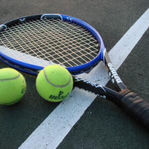 Aaron Umen Tennis Clinic